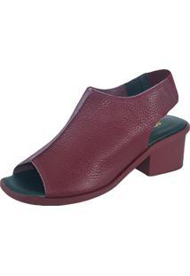 Sandália S2 Shoes Nanda Vinho