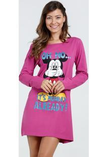 Camisola Feminina Mickey Disney
