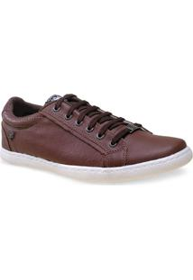 Sapatenis Masc Cavalera Shoes 13.01.1387 Chocolate