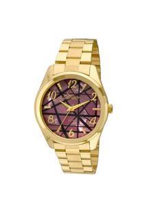 Relógio Feminino Condor Analógico Fashion Co2035Klw/4G