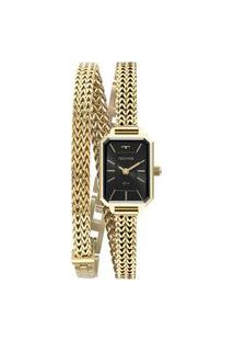Relógio Technos Feminino Analógico Dourado 5Y20Ix1P