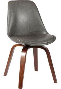 Cadeira Lis Cinza Escuro