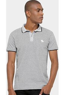 Camisa Polo Rg 518 Mini Raio Masculina - Masculino