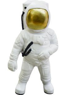 Enfeite Astronauta Em Resina