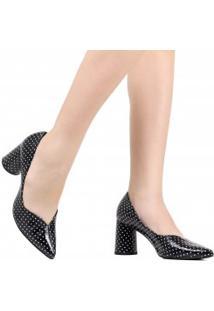 Sapato Loucos E Santos Scarpin Bico Fino