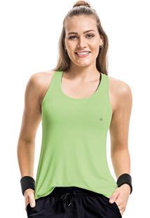 8d34202ab8 Blusa Decote Nadador Fitness feminina