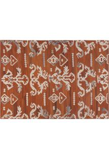 Tapete Kilim Ikat Lashmi Orange