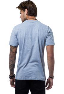 Camiseta Omg The Wave Mescla