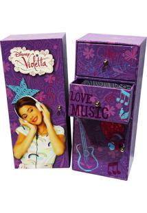 Porta-Acessórios Papel - Armário Violetta Toyng