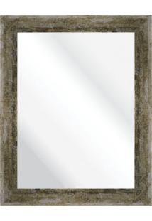 Espelho Demolição Cinza 38X48Cm