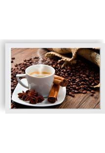 Quadro Love Decor Decorativo Coffee