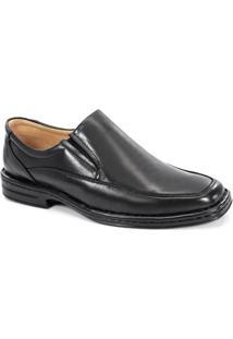 Sapato Social Decoflex Mestico Preto - 2866