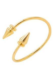 Anel Flecha Dourado