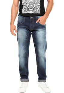 Calça Jeans Coca-Cola Jeans Regular Fit Azul