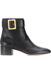 Bally Ankle Boot Jay 40 - Preto