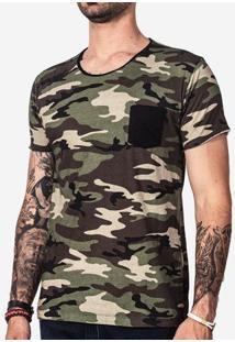 Camiseta Militar 101428