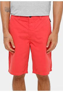 Bermuda Ellus Bolso Faca Color Classic Masculina - Masculino