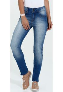 850232588 Ir para a loja  Calça Feminina Skinny Jeans Marisa
