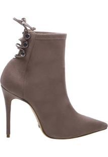 Ankle Boot Skinny Stiletto Mouse | Schutz