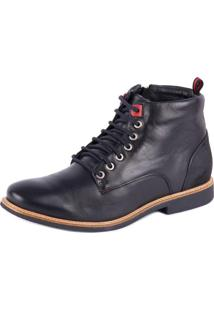 Bota Ferracini Casual Bangkok Up Soft Preto 42