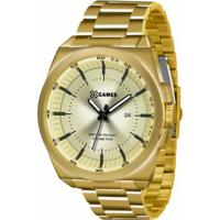 5489a230595 Relógio Xgames Xmgs1013 C1Kx - Masculino-Dourado