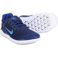 37290699368 Tênis Nike Free Rn 2018 Masculino - Masculino-Azul