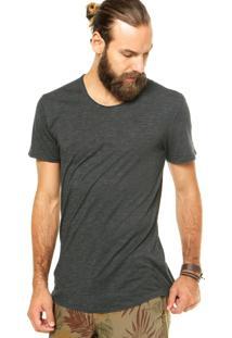 Camiseta G-Star Reta Cinza