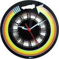 f0342c8afde Relógio De Parede Futuro Geek10 - Preto