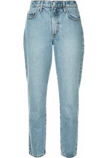 Nobody Denim Calça Jeans 'Bessette' - Azul