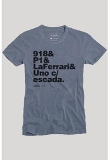 Camiseta Reserva Uno Masculina - Masculino-Marinho