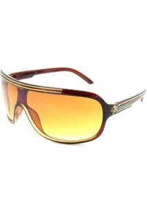 Óculos Solar Retro Prorider Marrom - 13775