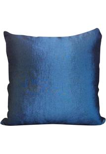Capa Para Almofada Tafeta 45X45 - Perfil Matelados - Cinza Azulado