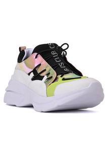 Sneaker Holographic Trendy