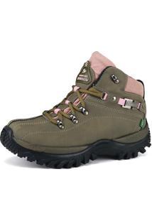 Coturno Adventure Marrom Sw Shoes