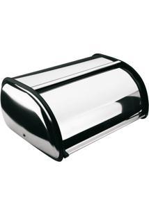 Porta Pão- Inox- 15X34,3X23,6Cmricaelle