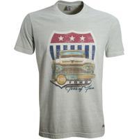 Camisa Liga Retrô Premium Ford F100 - Masculino aa5f383dff996