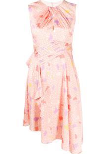 Three Floor Vestido Enchanted - Rosa