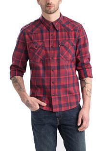 Camisa Levi'S® Barstow Western - Xl