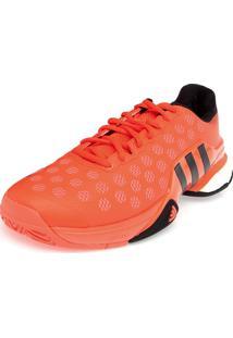 Tênis Adidas Performance Barricade 2015 Boost Laranja