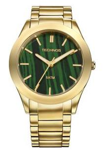 4283cc2faa143 -34% Relógio Technos Stone Collection Feminino Analógico