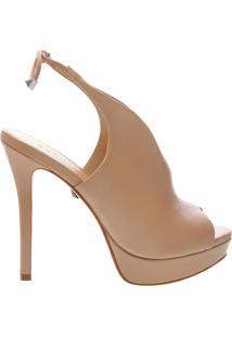 Sandal Boot Meia Pata Nude | Schutz