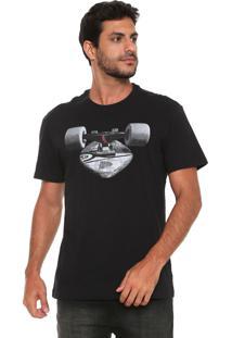 Camiseta Reserva Truck Preta