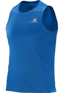 ... Camiseta Regata Salomon Maculina Comet Azul G 34a70d4dbd3