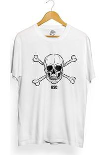 Camiseta Bsc Skull - Masculino