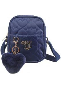 Bolsa Shoulder Capricho Love