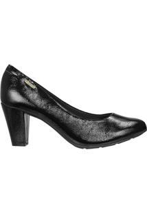 Sapato Modare Scarpin Feminino Preto - 39