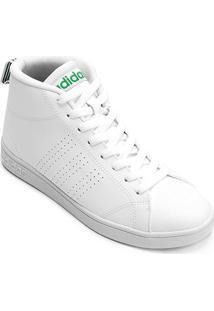 Tênis Adidas Advantage Clean Mid Masculino - Masculino