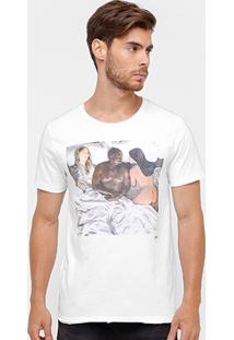 Camiseta Sergio K West Masculina - Masculino