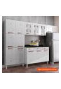 Cozinha Compacta Mirage New I 11 Pt Branca