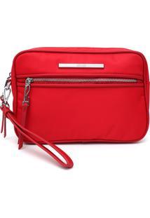 Necessaire Santa Lolla Color Vermelha - Kanui